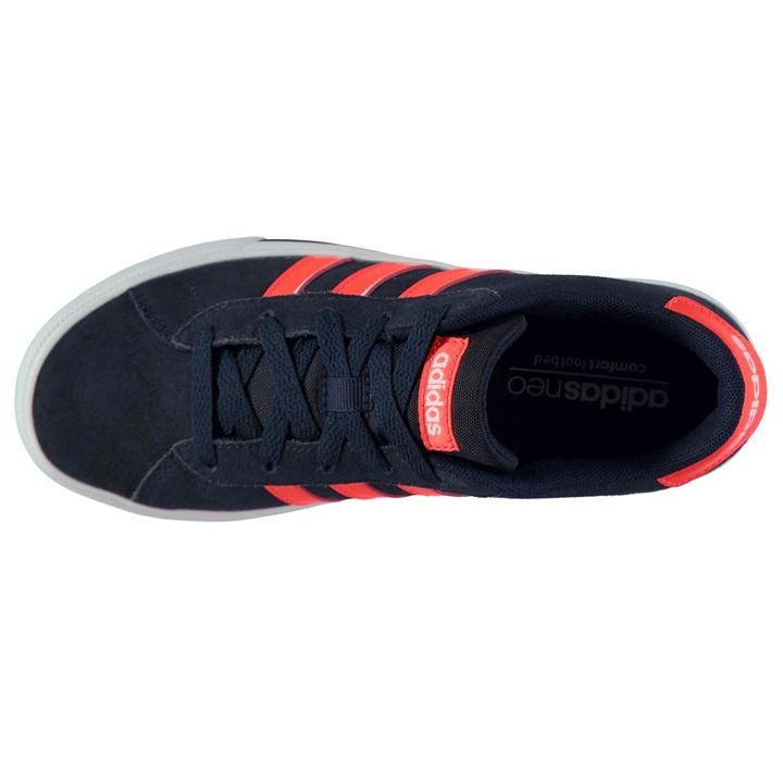 adidas | adidas Daily Team Suede Junior Boys Trainers | Kids Trainers