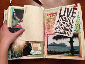 I Solemnly Swear That I Am Up To No Good: Senior Year Scrapbook