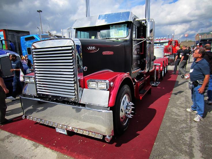 60 best freightliner trucks images on pinterest