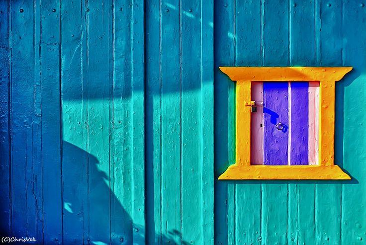 Door In Door by Chris Vekris on 500px