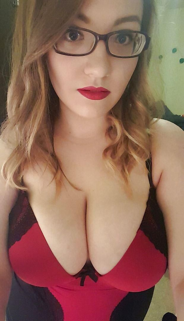 Sexy licking tits