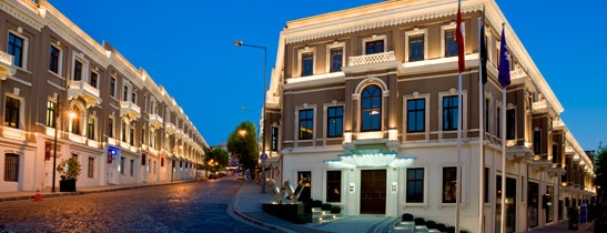 W Istanbul - one of my favourite hotels in the world!
