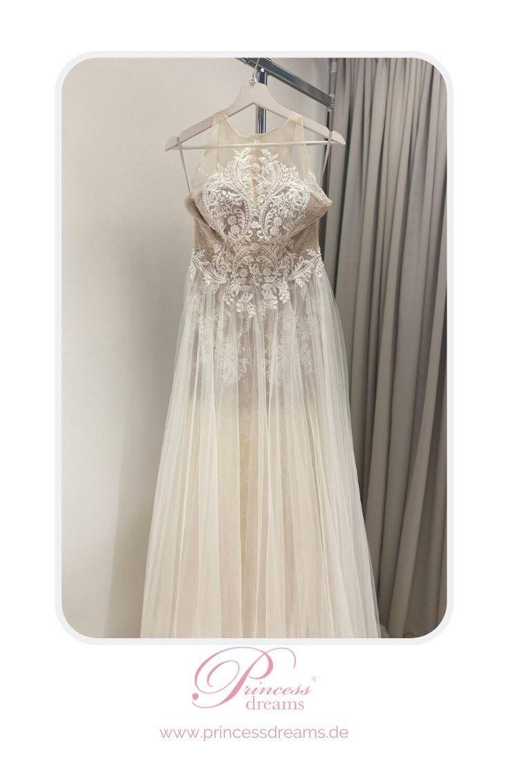 Pin auf SALE Brautkleider bei Princess Dreams Brautmode