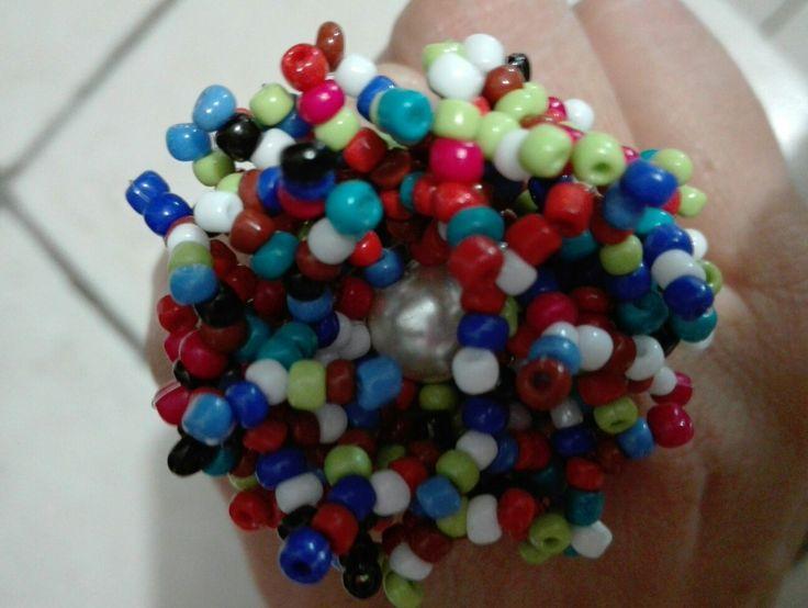Mi anillo Coral