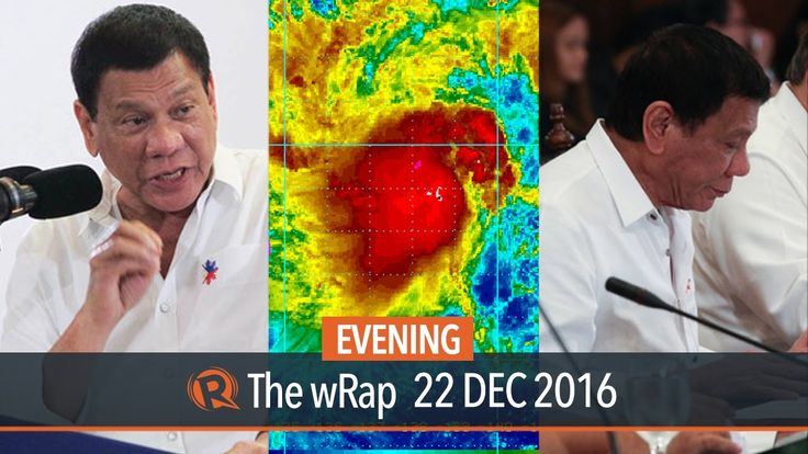 Rodrigo Duterte, Alibaba, Nokia vs Apple | Evening wRap - WATCH VIDEO HERE -> http://dutertenewstoday.com/rodrigo-duterte-alibaba-nokia-vs-apple-evening-wrap/   DAILY NEWS HIGHLIGHTS Duterte orders closure of 'all online gaming' firms Duterte signs P3.35-trillion 2017 budget into law Possible landslides and flooding due to Nock-ten U.S. returns Alibaba website to counterfeits blacklist Nokia sues Apple for patent infringement Watch...
