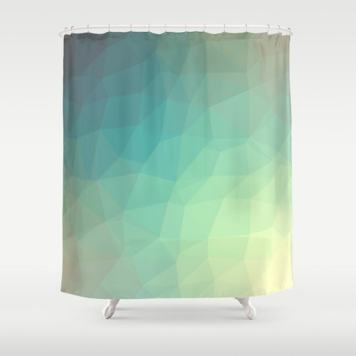 SEASIDE DREAM Shower Curtain