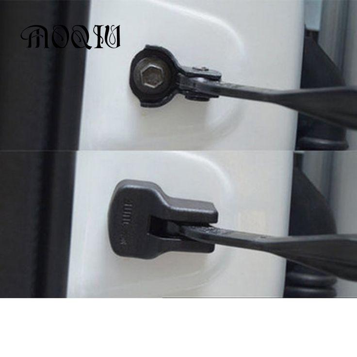 New of Car Door verification arm protection cover for Toyota Land Cruiser Prado FJ 150 2700/4000 accessories 2010-2014