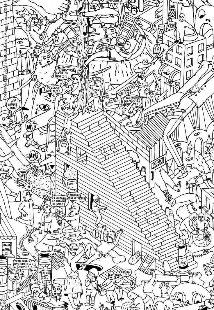 waldo coloring pages - photo#7