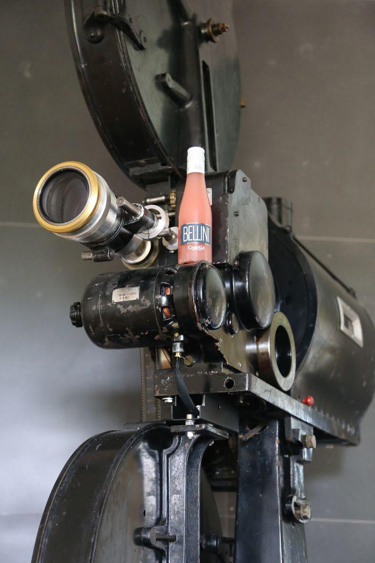 Proiettore cinematografico Cinemeccanica Victoria IV/b anni'40
