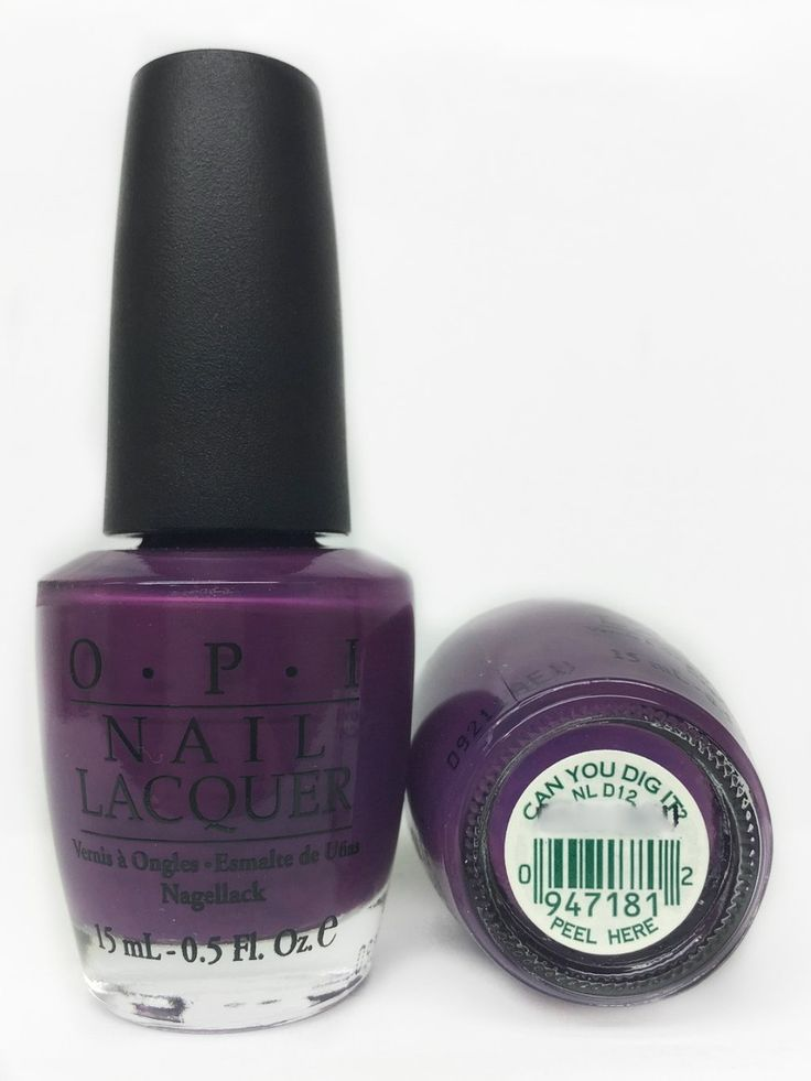 OPI Nail Polish 'Can You Dig It?' D12 Psychedelic >>> You can find out more details at the link of the image.