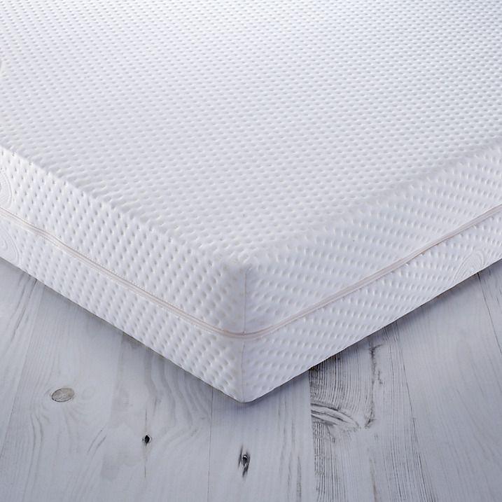 Buy Stompa S Flex Air Flow Pocket Spring Mattress, Extra Long Single Online at johnlewis.com