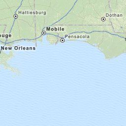 Driving Directions from Memphis, TN to New Orleans, LA |MapQuest 6 hours Day 2