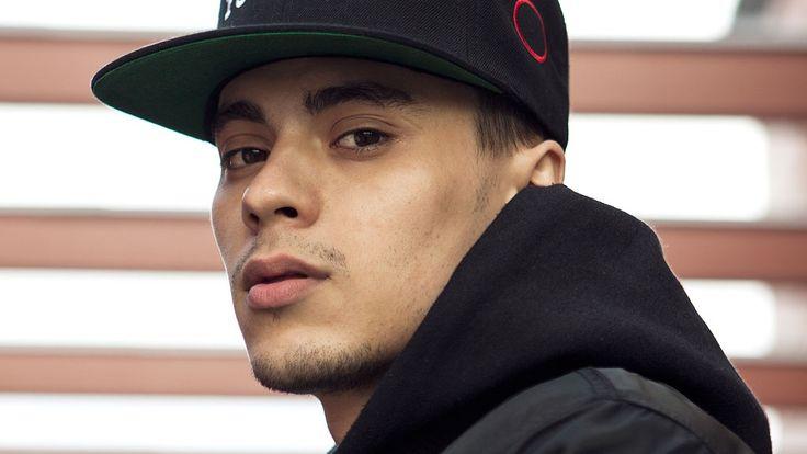 Finnish rap-artist Mikael Gabriel