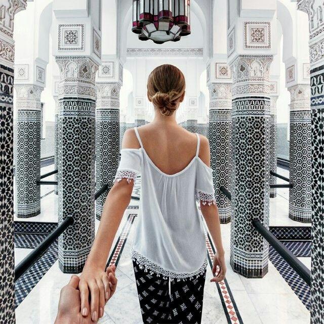 #следуйзамной в Марракеш, Марокко!