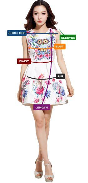 Cara mengukur baju import korean style