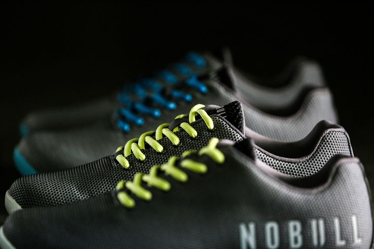 INTRODUCING THE GREY TRAINER | NOBULL