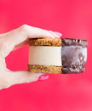 Pinterest's Evany Thomas is going on a ice cream sandwich crawl of San Francisco.