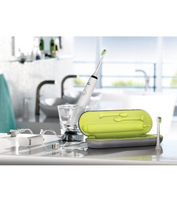 Philips Sonicare Diamond Clean HX9322/02 Biela