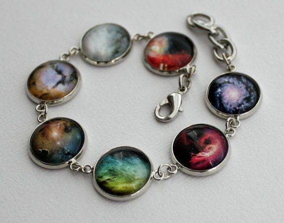 diy nebula jewelry - photo #10