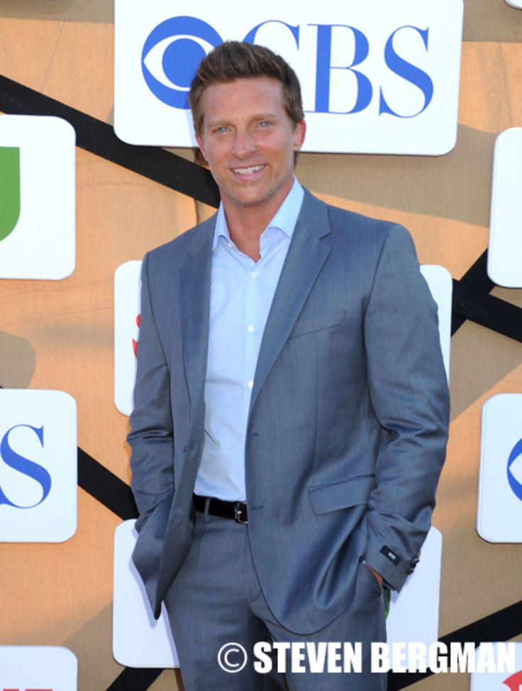 Steve Burton Returns to General Hospital. Move over, Sheila Carter.