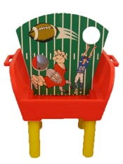 Where to rent GAME FOOTBALL TOSS in Mentor OH, Cleveland Heights OH, Euclid OH, Parma OH, Northeast Ohio, & the Greater Cleveland area