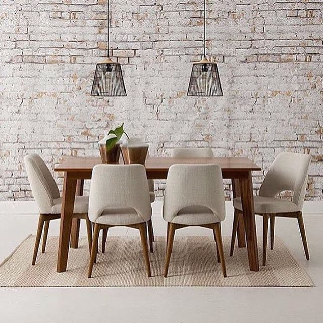 Throw A Dinner Party And Dine In Style With Our Australian Made Carson Dining  Table And Jarvis Dining Chairs #ozdesignfurniture #dining #home #enteu2026