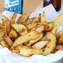how to keep cut potatoes crisp