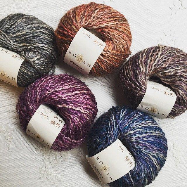 https://flic.kr/p/ujsaxU   Rowan Silkystones Collection