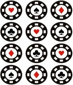 poker chips BCI