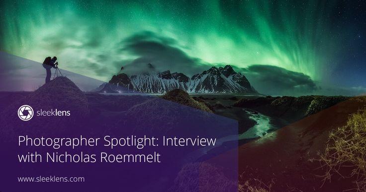 Photographer Spotlight: Interview with Nicholas Roemmelt