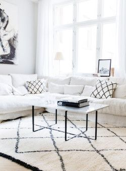 Oxdenmarq Ninety Table   #Oxdenmarq #Ninetytable #Coffeetable #Whitemarble #Interior #Danishdesign