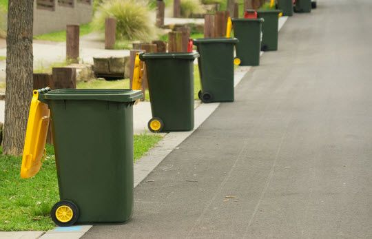 The bin hire Sydney Company about their directions.