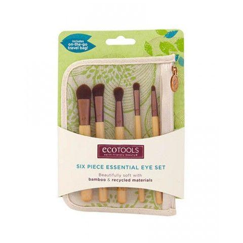 Eco Tools - Bamboo Six Piece Eye Brush Set 1227