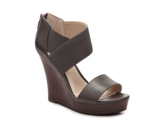 Women's Seychelles Unauthorized Wedge Sandal - Grey