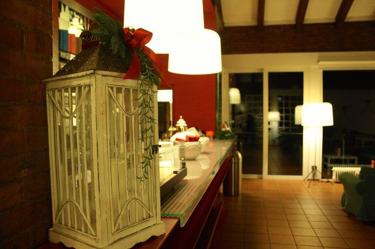 Decembre 2015 - Christmas Decorations in our Club House, Villaverde Bar&Restaurant. Fagagna, Udine - Italy.