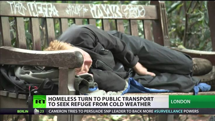 BREAKING : No Funding For The British Homeless BUT There Is Funding For ...