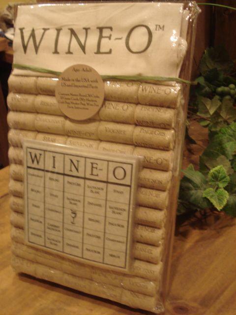 Bingo Game And Wine Lover On Pinterest