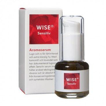 Ekologiczne serum do skóry wrażliwej