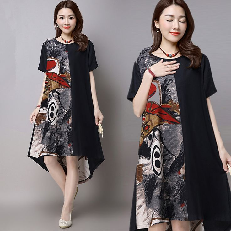 Another cubist dress