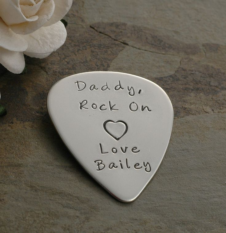 Personalised Wedding Gifts Glasgow : ... cool gifts cool gift ideas guitar picks perfect wedding gifts hand
