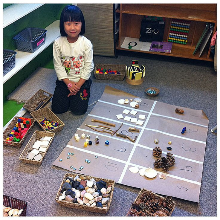 Wonders of Learning: Counting Beautiful Materials...add this to a Guided Math Center.