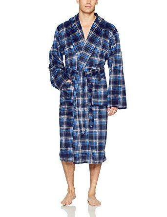 585cb79af0 IZOD Men s Micro-Poly Sueded Robe Review