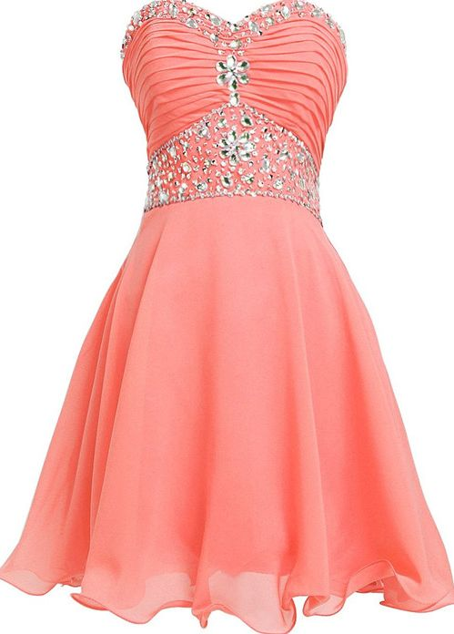 Sweetheart Homecoming Dresses ,A-Line Beading Graduation Dresses,Homecoming Dress,Short/Mini Homecoming Dress