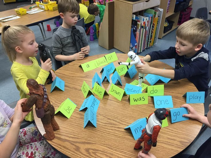 Learning Sight Words the Fun Way! More
