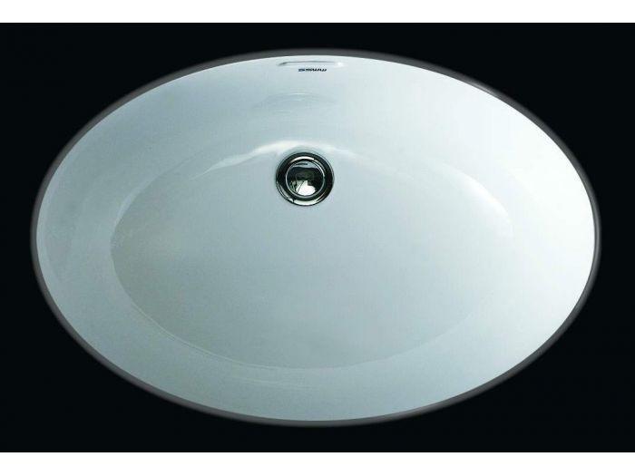 Keramik Unterbau Waschtisch Waschbecken Becken 60x43 cm NEU