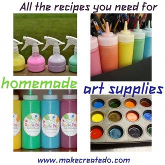 Paints and more