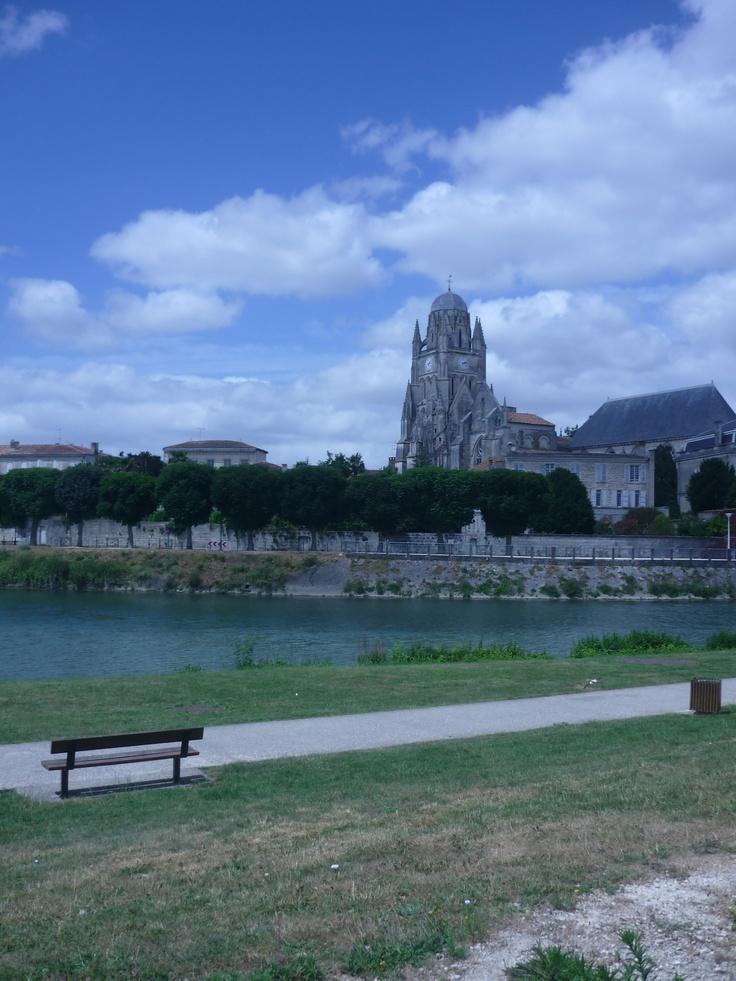 Saintes, Charente Maritime, France
