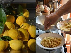 Rachel Roddy's Sicilian pasta with anchovy, lemon andbreadcrumbs | Life and style | The Guardian