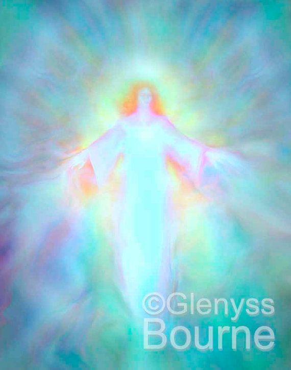Hey, j'ai trouvé ce super article sur Etsy, chez https://www.etsy.com/fr/listing/111461771/archange-haniel-guardian-angel-peinture