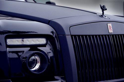 Rolse-Royse Drop-head Coupe - Carbon Edition....x
